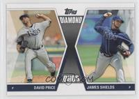 David Price, James Shields