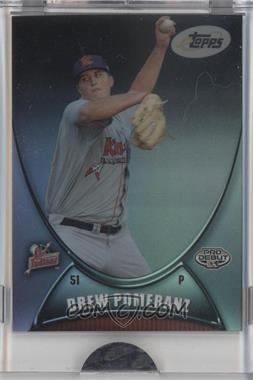 2011 eTopps Minor League Prospectus - [Base] #26 - Drew Pomeranz /749
