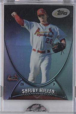 2011 eTopps Minor League Prospectus - [Base] #29 - Shelby Miller /749