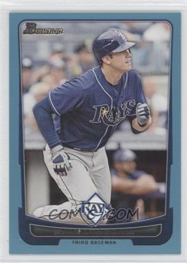 2012 Bowman - [Base] - Blue Border #149 - Evan Longoria /500