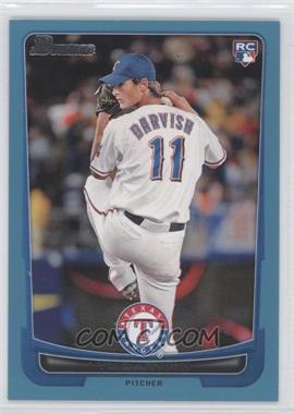 2012 Bowman - [Base] - Blue Border #209 - Yu Darvish /500