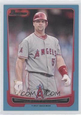 2012 Bowman - [Base] - Blue Border #49 - Albert Pujols /500