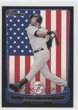 2012 Bowman - [Base] - International #1 - Derek Jeter