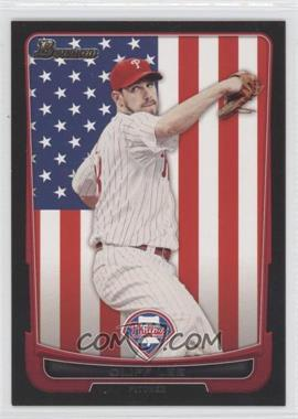 2012 Bowman - [Base] - International #120 - Cliff Lee