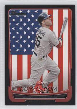 2012 Bowman - [Base] - International #141 - Dustin Pedroia