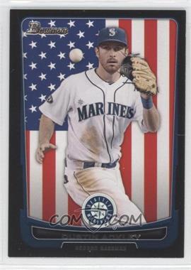2012 Bowman - [Base] - International #143 - Dustin Ackley