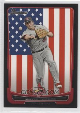 2012 Bowman - [Base] - International #147 - David Freese