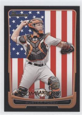 2012 Bowman - [Base] - International #163 - Buster Posey