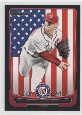 2012 Bowman - [Base] - International #169 - Stephen Strasburg