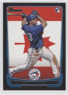 2012 Bowman - [Base] - International #191 - Brett Lawrie