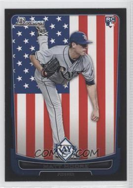 2012 Bowman - [Base] - International #211 - Matt Moore