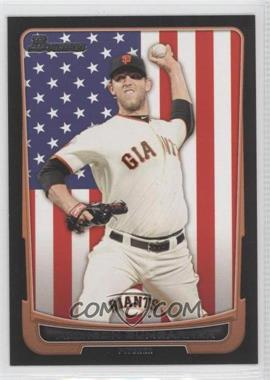 2012 Bowman - [Base] - International #42 - Madison Bumgarner