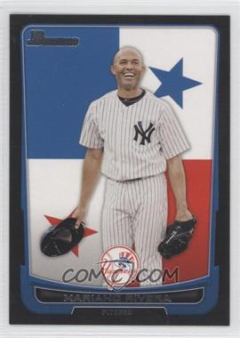 2012 Bowman - [Base] - International #66 - Mariano Rivera