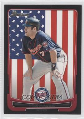 2012 Bowman - [Base] - International #87 - Joe Mauer