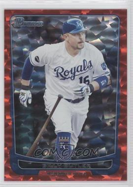 2012 Bowman - [Base] - Red Ice #51 - Billy Butler /25