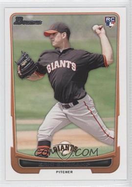 2012 Bowman - [Base] #200 - Eric Surkamp