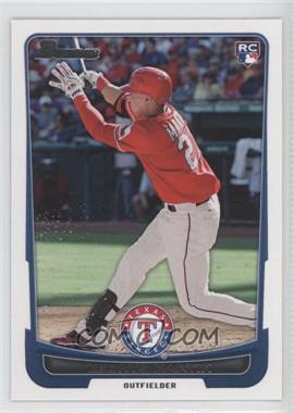 2012 Bowman - [Base] #203 - Leonys Martin
