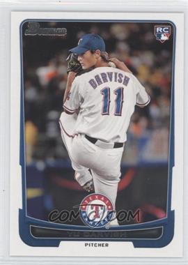 2012 Bowman - [Base] #209.1 - Yu Darvish (Base)