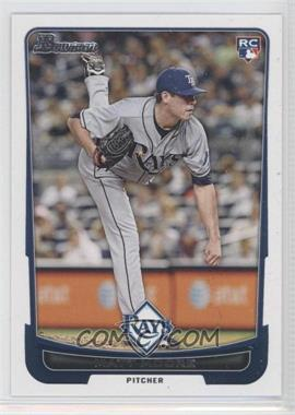 2012 Bowman - [Base] #211 - Matt Moore