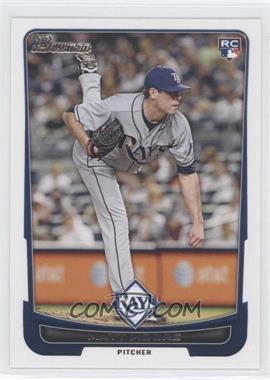 2012 Bowman - [Base] #211 - Matt Moore