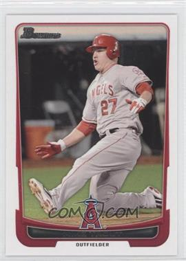 2012 Bowman - [Base] #34 - Mike Trout