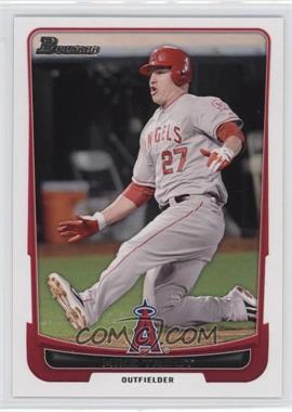 2012 Bowman - [Base] #34 - Mike Trout