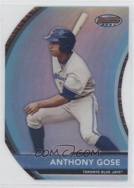 2012 Bowman - Bowman's Best Prospects - Die-Cut Refractor #BBP20 - Anthony Gose /99