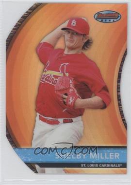 2012 Bowman - Bowman's Best Prospects - Die-Cut Refractor #BBP5 - Shelby Miller /99