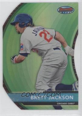 2012 Bowman - Bowman's Best Prospects - Die-Cut Refractor #BBP7 - Brett Jackson /99
