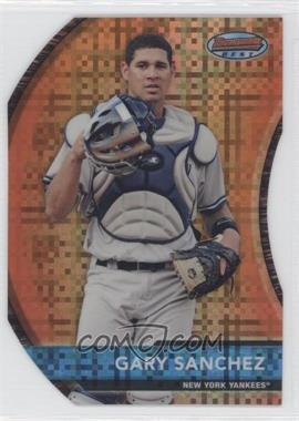 2012 Bowman - Bowman's Best Prospects - Die-Cut X-Fractor #BBP17 - Gary Sanchez /25