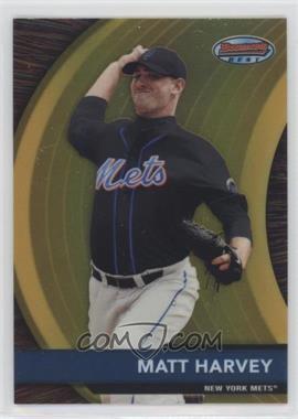 2012 Bowman - Bowman's Best Prospects #BBP10 - Matt Harvey