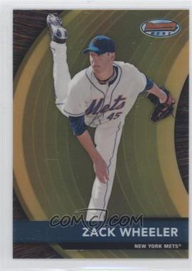 2012 Bowman - Bowman's Best Prospects #BBP18 - Zack Wheeler