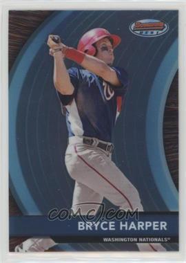 2012 Bowman - Bowman's Best Prospects #BBP4 - Bryce Harper