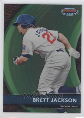 2012 Bowman - Bowman's Best Prospects #BBP7 - Brett Jackson