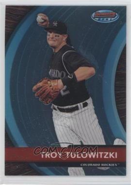 2012 Bowman - Bowman's Best #BB15 - Troy Tulowitzki