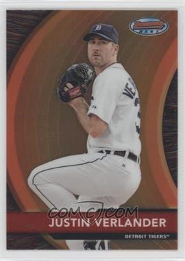 2012 Bowman - Bowman's Best #BB16 - Justin Verlander