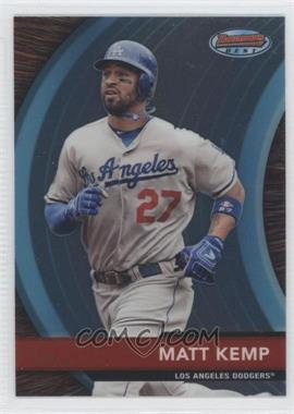 2012 Bowman - Bowman's Best #BB19 - Matt Kemp