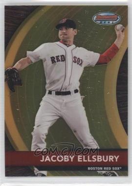 2012 Bowman - Bowman's Best #BB25 - Jacoby Ellsbury