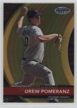 2012 Bowman - Bowman's Best #BB5 - Drew Pomeranz