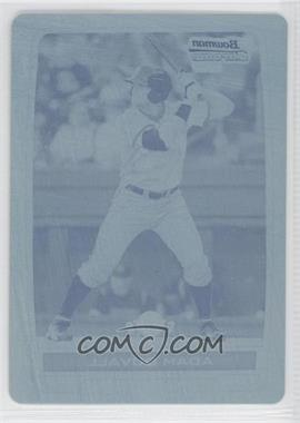 2012 Bowman - Chrome Prospects - Printing Plate Cyan #BCP44 - Adam Duvall /1
