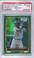 Gregory Polanco [PSA 9 MINT]