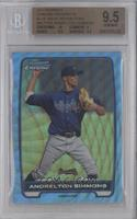 Andrelton Simmons [BGS 9.5 GEM MINT]