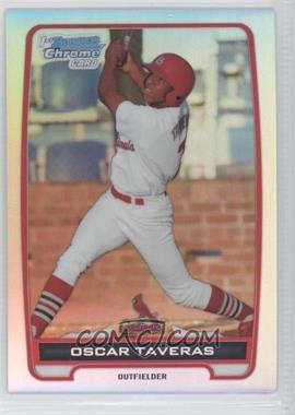 2012 Bowman - Chrome Prospects - Refractor #BCP102 - Oscar Taveras /500