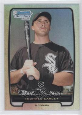 2012 Bowman - Chrome Prospects - Refractor #BCP127 - Michael Earley