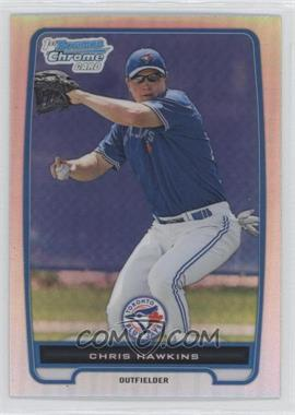 2012 Bowman - Chrome Prospects - Refractor #BCP138 - Chris Hawkins
