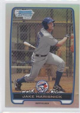 2012 Bowman - Chrome Prospects - Refractor #BCP23 - Jake Marisnick /500