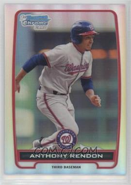 2012 Bowman - Chrome Prospects - Refractor #BCP88 - Anthony Rendon /500