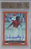 Jackie Bradley Jr. /25 [BGS9.5GEMMINT]
