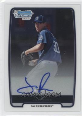 2012 Bowman - Chrome Prospects Autographs #BCP107 - Joe Ross