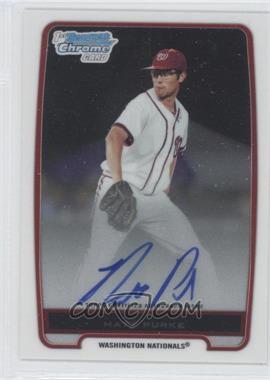 2012 Bowman - Chrome Prospects Certified Autographs - [Autographed] #BCP80 - Matt Purke